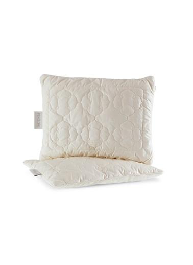 Penelope Wooly Pure Yün Bebek Yastık 35x45 Ekru